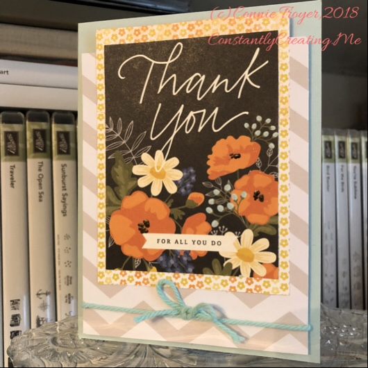 A Quick-and-Easy Thank-You Card for Amy's Inkin' Krew