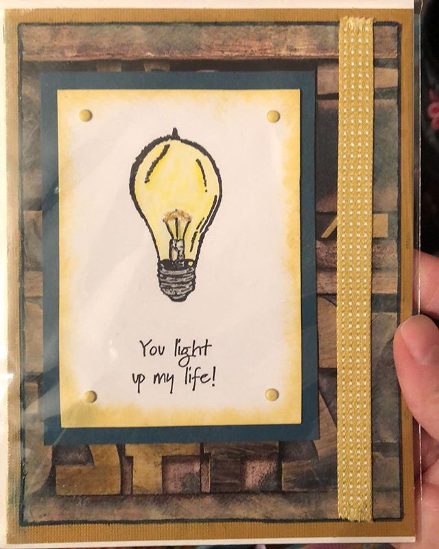 You Light Up My Life (Throwback Creation)