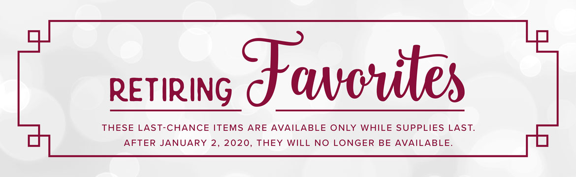 Retiring Favorites button (Jan 2020)