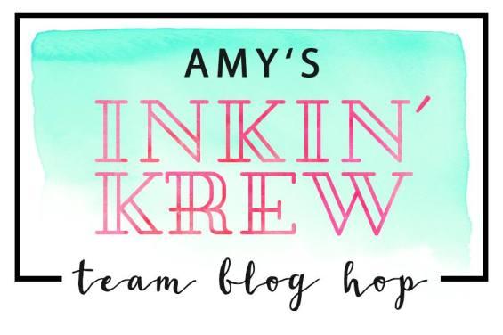 team blog hop logo